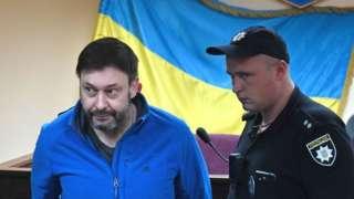 Кирило Вишинський у суді