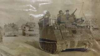 Thiết vận xa chở súng cối, M125 của quân đội Hoa Kỳ