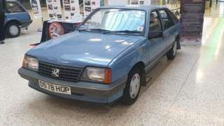 Vauxhall Cavalier Mark II