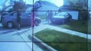 Body cam of shooting in Ohio