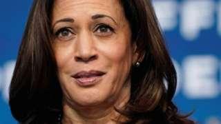 Vice-President-Elect Kamala Harris