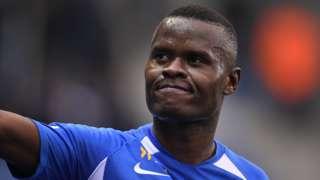 Genk striker Mbwana Samatta