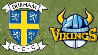 Durham v Yorkshire