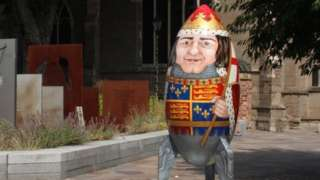 Richard III rocket