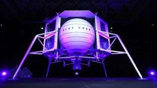Blue Origin Blue Moon lander
