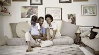 Bobi Wine, im wife and dia relative.
