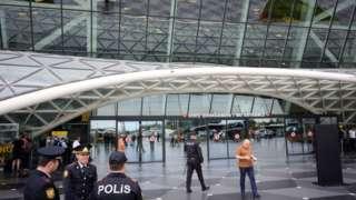 Heydər Əliyev adına Bakı Hava Limanı