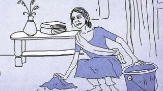 இலங்கை முன்னாள் அமைச்சர் வீட்டில் இறந்த சிறுமி: தோண்டி எடுக்கப்பட்ட உடல்