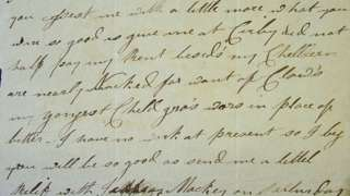 Extract from Boxing Day letter
