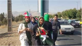 Awọn obinrin Iran
