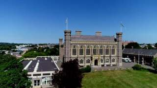 Victoria College Jersey