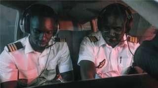Deux jeunes pilotes sénégalais rallient la France à bord d'un avion quatre place