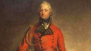 The Picton portrait