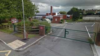 The Tynings Primary School in Staple Hill