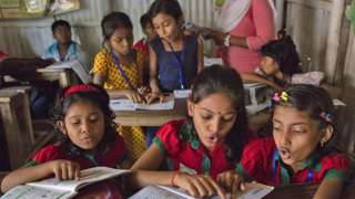 School in Dhaka, Bangladesh