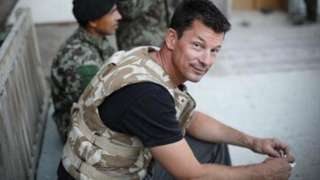 John Cantlie in Syria
