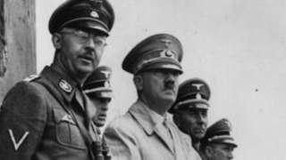 ہٹلر اور ہینرچ ہیملر