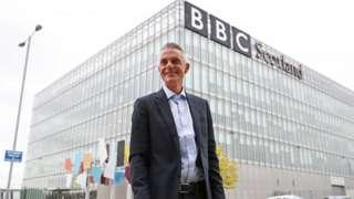 BBC新总裁提姆·戴维(Tim Davie)