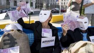 Налоговый протест в Германии