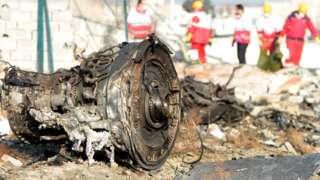іран, авіакатастрофа