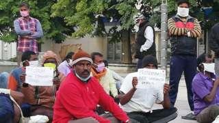 радници из индије штрајк глађу у краљеву