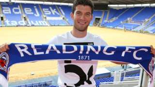 Pelle Clement signs for Reading