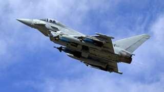 Eurofighter Typhoon IPA5 ZJ700