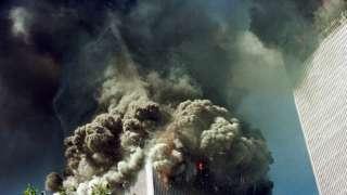 సెప్టెంబర్ 11, 2001 ట్విన్ టవర్స్