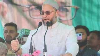 AIMIMचे प्रमुख असदुद्दीन ओवेसी