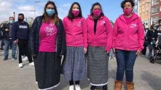 Протести жінок