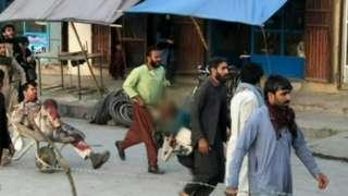 Afganistan Attack: Nǹkan ti a ms nípa ìkọlù tó wáyé ni Kabul