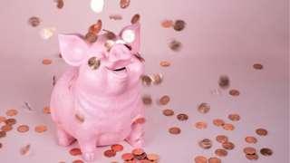 Свинка-копилка