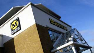 picture of a Morrisons store