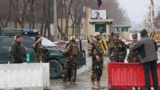کابل، سفارتونه