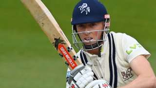 Kent and England batsman Zak Crawley