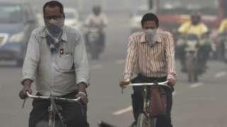 ကမ္ဘာ့ ကျန်းမာရေး အဖွဲ့က သတ်မှတ်ထားတဲ့ လေထု ညစ်ညမ်းမှု အမြင့်ဆုံးထက် အဲဒီမှာ အဆ ၂၀ လောက် ပိုများနေ