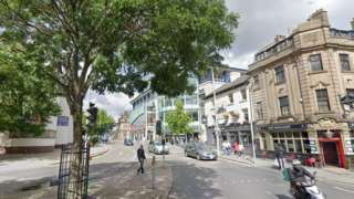 South Sherwood Street