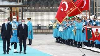 Dibeybe'nin Ankara ziyareti