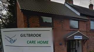 Giltbrook Care Home