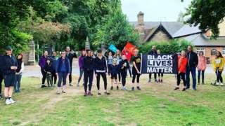 Black Lives Matter, Harpenden