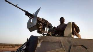 Security forces in Burkina Faso have been battling militants for years