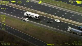 M18 police chase