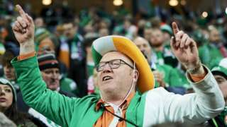 Republic of Ireland fan