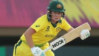 Australia's Beth Mooney