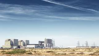 Dungeness B Power Station