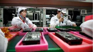 """China is at least 30 years away from becoming a manufacturing nation of """"great power""""."""