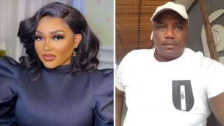 ,ercy Aigbe and ex husband Lanre Gentry