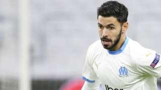 Morgan Sanson in action for Marseille