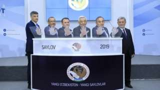 Ўзбекистон Марказий Сайлов комиссияси ва сиёсий партиялар раҳбарлари 2019 йилги сайлов кампаниясини бошлашди.