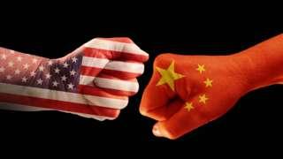 अमेरिका र चीन